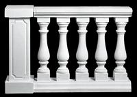 "Balustrade ""Sammenst�bt"""
